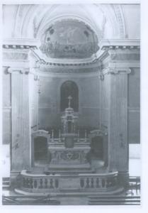 Chiesa S.Vito Modesto e Crescenzia - Altar maggiore - Presbiterio